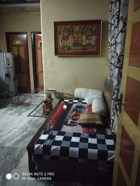 Living Room Image of 650 Sq.ft 1 BHK Apartment for rent in Vaishali for 13000