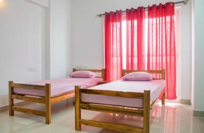 Bedroom Image of Alpine Viva Apartment in Krishnarajapura