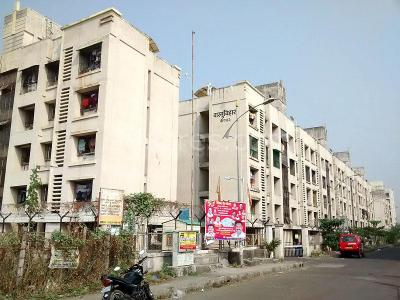 Gallery Cover Image of 500 Sq.ft 1 BHK Apartment for rent in Kharghar for 9000