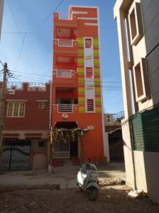 Gallery Cover Image of 600 Sq.ft 2 BHK Independent Floor for rent in Kalkere for 8000