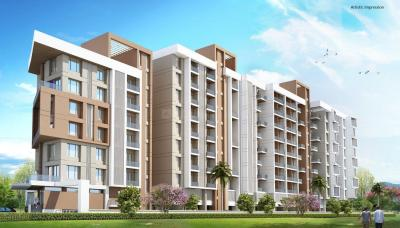 Gallery Cover Image of 1035 Sq.ft 2 BHK Apartment for buy in Bavdhan for 6800000