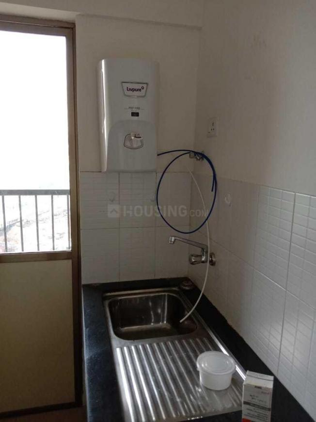 Kitchen Image of 1080 Sq.ft 2 BHK Apartment for rent in Bhiwandi for 12000