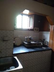 Kitchen Image of 1000 Sq.ft 2 BHK Independent House for rent in Shri Nivas by Reputed Builder, Shanti Nagar for 25000
