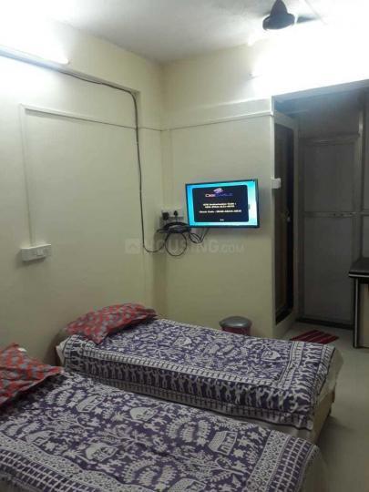 पालम विहार में घनसोली पीजी में बेडरूम की तस्वीर