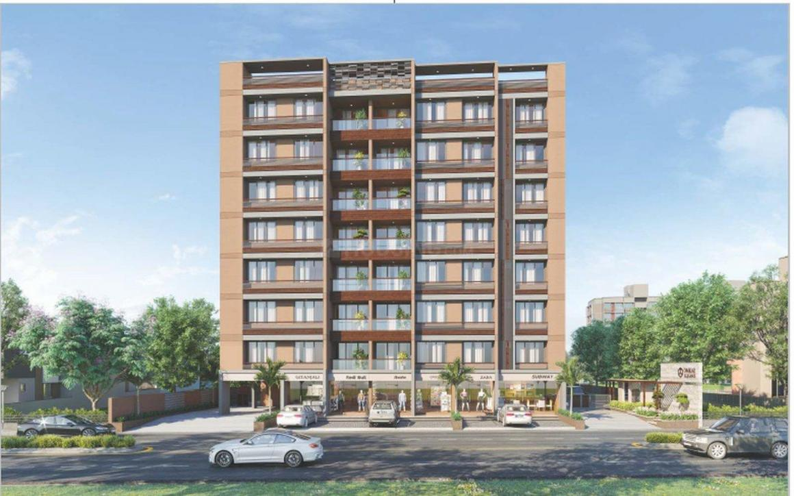 Building Image of 1638 Sq.ft 3 BHK Apartment for buy in Vastral for 4460000