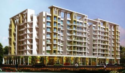 Gallery Cover Image of 710 Sq.ft 1 BHK Apartment for rent in Kamothe for 15000