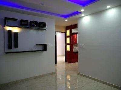 Gallery Cover Image of 600 Sq.ft 2 BHK Independent Floor for buy in Dwarka Mor for 2200000
