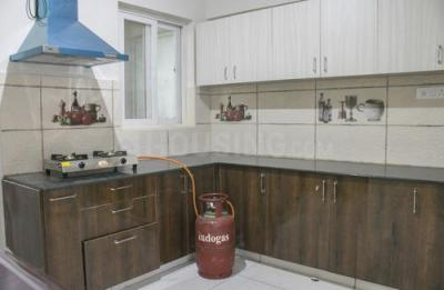 Kitchen Image of Babu Nest 007 in HBR Layout