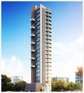 Gallery Cover Image of 1000 Sq.ft 3 BHK Apartment for buy in Dadar West for 62500000