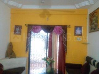 Gallery Cover Image of 639 Sq.ft 1 BHK Apartment for rent in SAI KAMAL VIHAR, Dighi for 9500