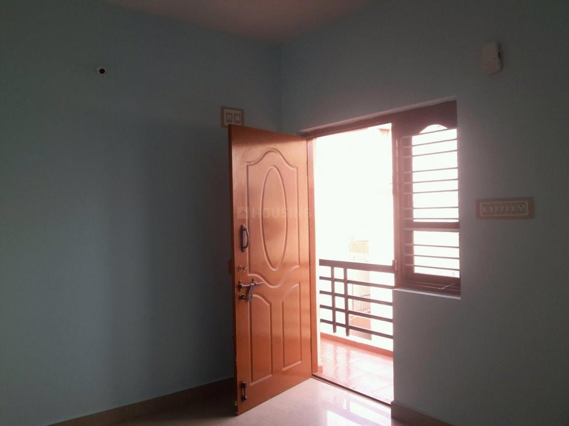 Living Room Image of 550 Sq.ft 1 BHK Apartment for rent in Whitefield for 8000