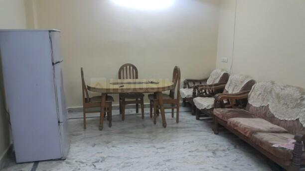 Living Room Image of 1200 Sq.ft 4 BHK Independent House for rent in Toli Chowki for 3000