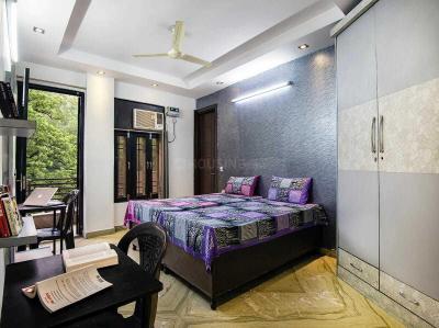 Bedroom Image of PG 4039713 Vijay Nagar in Vijay Nagar