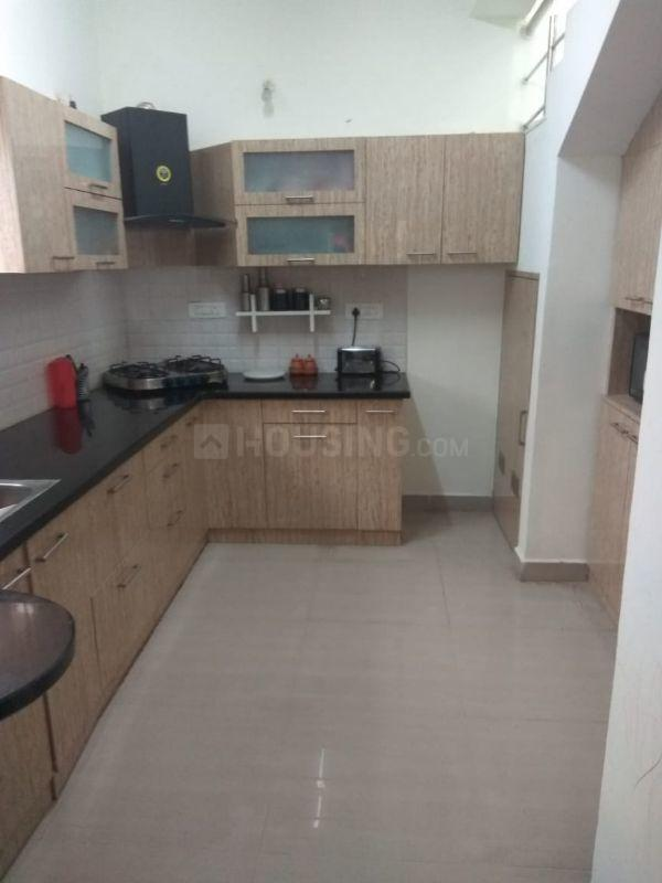 Kitchen Image of 1500 Sq.ft 3 BHK Independent House for rent in Krishna Reddy Pet for 14500