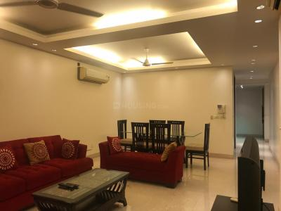 Gallery Cover Image of 1300 Sq.ft 2 BHK Independent Floor for rent in Safdarjung Development Area for 90000