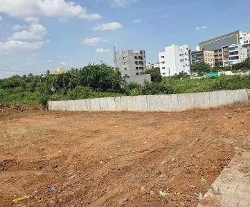3874 Sq.ft Residential Plot for Sale in Bangalore City Municipal Corporation Layout, Bangalore