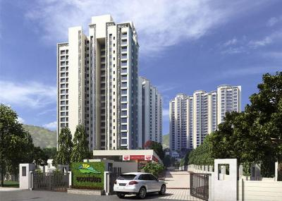 Gallery Cover Image of 947 Sq.ft 2 BHK Apartment for buy in Bharat Ecovistas, Shilphata for 7100000
