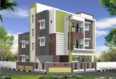 Gallery Cover Image of 700 Sq.ft 2 BHK Apartment for buy in Pozhichalur for 3000000