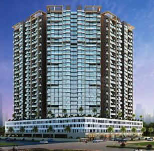 Gallery Cover Image of 695 Sq.ft 2 BHK Apartment for buy in Nerul for 9500000