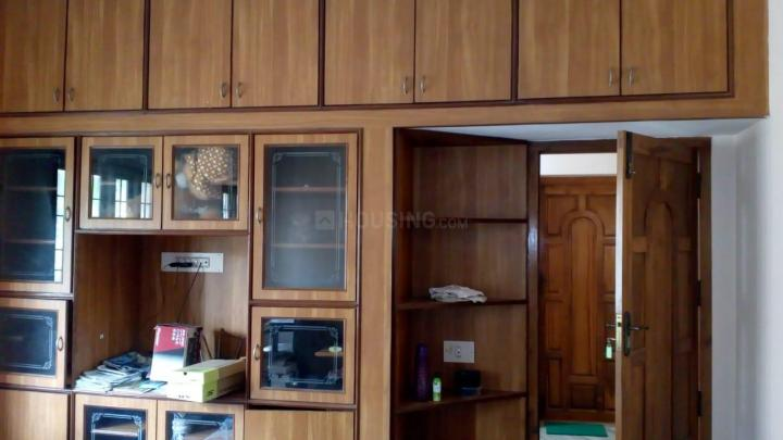 Bedroom Image of 950 Sq.ft 2 BHK Independent Floor for rent in Pallikaranai for 14000