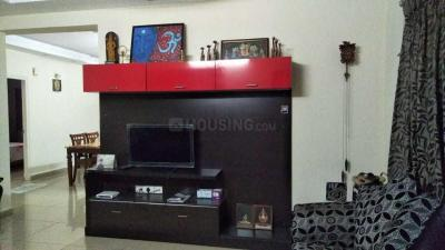 Gallery Cover Image of 1800 Sq.ft 3 BHK Apartment for rent in Serilingampally for 30000