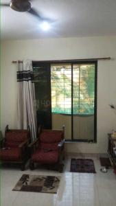 Gallery Cover Image of 610 Sq.ft 1 BHK Apartment for rent in Juinagar for 17000