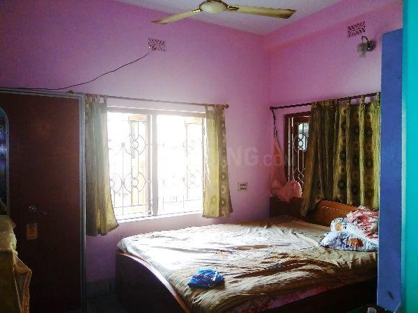 Bedroom Image of 700 Sq.ft 2 BHK Independent Floor for rent in Andul for 6000
