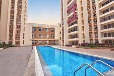 Gallery Cover Image of 900 Sq.ft 1 BHK Apartment for rent in MJR Clique Hercules, Electronic City for 15000