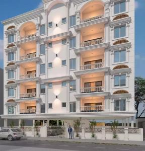 Gallery Cover Image of 1403 Sq.ft 3 BHK Apartment for buy in Mawin Abode, Toli Chowki for 5612000