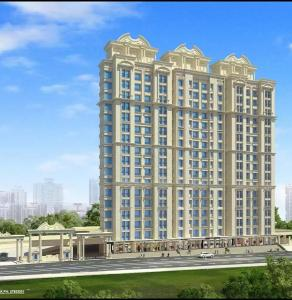 Gallery Cover Image of 666 Sq.ft 1 BHK Apartment for buy in Signature Home, Kasarvadavali, Thane West for 6600000