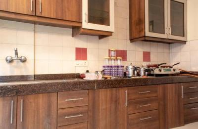 Kitchen Image of 102 A1 Sp Residency in Fursungi