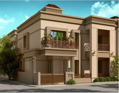 Gallery Cover Image of 2300 Sq.ft 4 BHK Independent House for buy in Bhayli for 7500000
