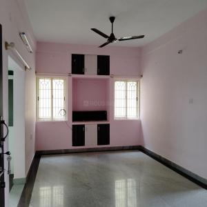 Gallery Cover Image of 765 Sq.ft 1 BHK Apartment for rent in Dodda Banaswadi for 14000