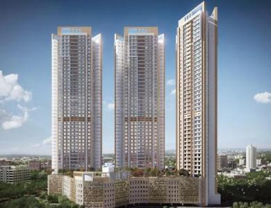 Gallery Cover Image of 1481 Sq.ft 3 BHK Apartment for buy in Shapoorji Pallonji Epsilon Astron Tower, Kandivali East for 32500000