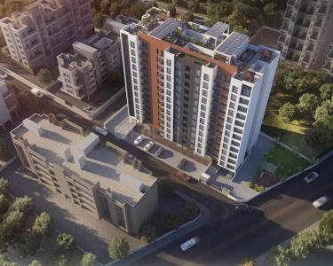 Gallery Cover Image of 749 Sq.ft 2 BHK Apartment for buy in Mont Vert Sonnet, Tathawade for 5675000