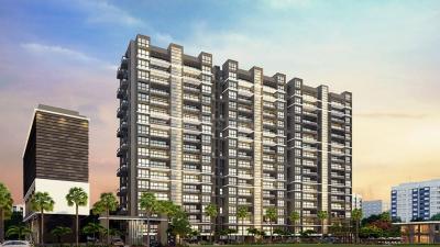 Gallery Cover Image of 1570 Sq.ft 3 BHK Apartment for buy in Gagan Klara, Balewadi for 13500000