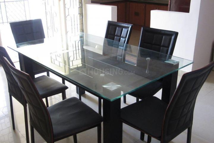 Dining Area Image of PG For Boys In Sector 48, Gurgaon in Sector 48