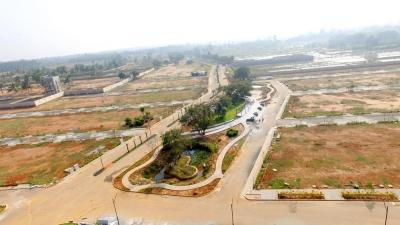 Gallery Cover Image of 1200 Sq.ft Residential Plot for buy in Bommanahalli for 5518800