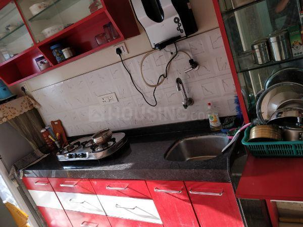 Kitchen Image of PG For Girls In Marine Lines in Marine Lines