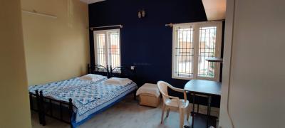 Bedroom Image of Premium Luxury PG Women's Home In Gated Community Villa in Chansandra