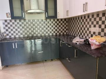 Kitchen Image of 2590 Sq.ft 4 BHK Apartment for buy in Gaursons Saundaryam, Noida Extension for 12300000