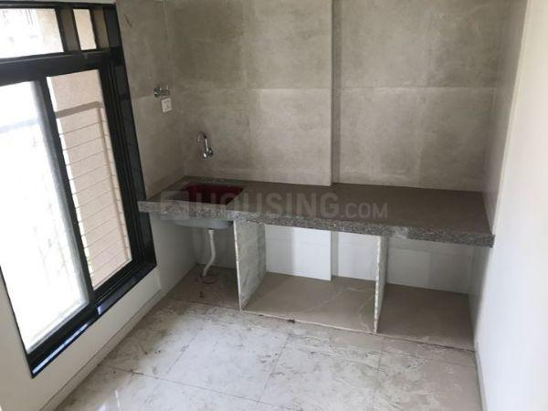 Kitchen Image of 1250 Sq.ft 2 BHK Apartment for buy in Dharamveer Nagar for 14900000