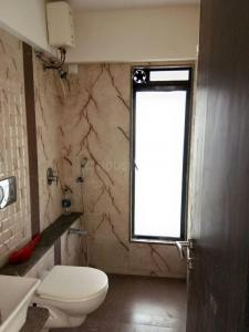 Common Bathroom Image of 2bhk Flat 1room Saferat 20k Rent in Goregaon West