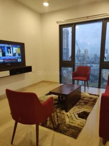 Gallery Cover Image of 1300 Sq.ft 3 BHK Apartment for rent in Worli for 100000