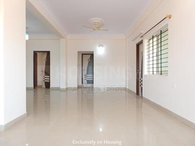 Gallery Cover Image of 1500 Sq.ft 3 BHK Apartment for rent in Muneshwara Nagar for 30000
