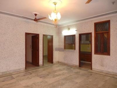 Gallery Cover Image of 1350 Sq.ft 3 BHK Independent Floor for buy in Neb Sarai for 8200000