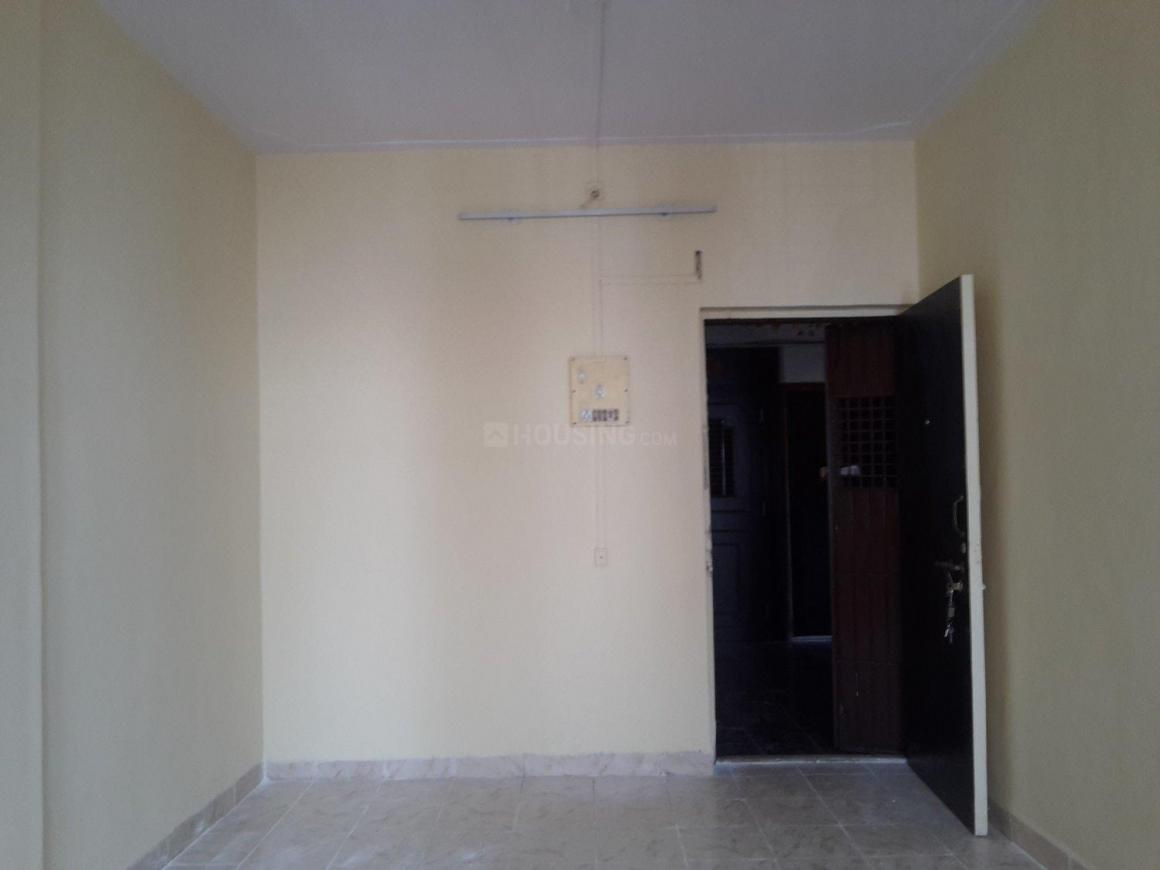 Living Room Image of 560 Sq.ft 1 BHK Apartment for rent in Airoli for 17500