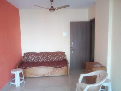 Gallery Cover Image of 837 Sq.ft 1 BHK Apartment for rent in Pushpanjali Residency Phase 2, Thane West for 20000