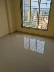 Gallery Cover Image of 670 Sq.ft 1 BHK Apartment for rent in Cosmos Springs Angel , Thane West for 12000