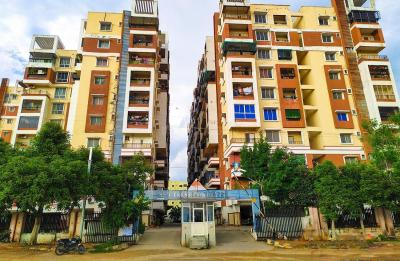 Gallery Cover Image of 1200 Sq.ft 3 BHK Apartment for rent in Jeedimetla for 13000